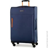 Дорожный чемодан Members Hi-Lite L, Navy