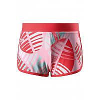 Коралловый купальный костюм низ (шорты) для девочки Reima Koralli размеры 122;134;158;164 лето девочка TM Reima 536280-3341