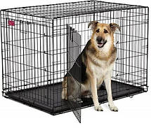 Вольеры и клетки для собак