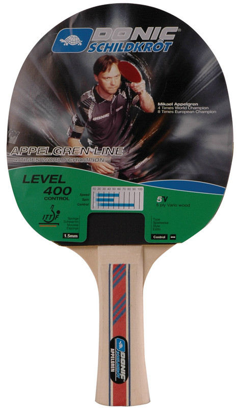 Ракетка для настольного тенниса Donic Appelgren Level 400 (703005)