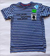 Футболка модная для мальчика от 110 до 128 рост., фото 1
