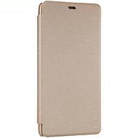 Чехол книжка NILLKIN Sparkle Apple iPhone 7 Gold