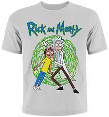 Футболка Urbanist Rick and Morty, Размер S