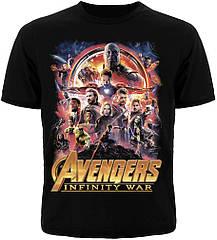 Футболка Avengers: Infinity War, Размер S