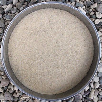 Пісок Кварцовий Преміум якості для малювання (колір натуральний) 1 кг, фото 2