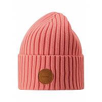 ac98ef9d68723 Оранжевая шапка унисекс Reima Hattara размеры 48/50 весна;осень;деми  мальчик;
