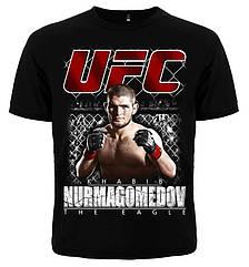 Футболка UFC: Хабиб Нурмагомедов (Khabib Nurmagomedov), Размер S