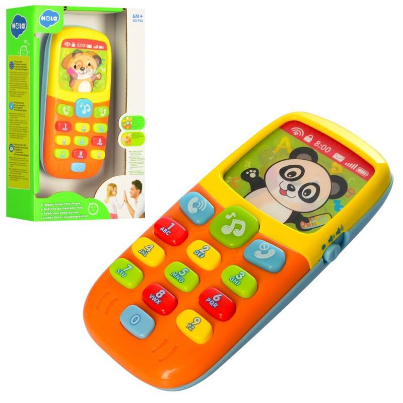 Телефон мобильный обучающий