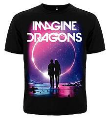 """Футболка Imagine Dragons """"Evolve"""", Размер L"""