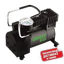 Автокомпрессор URAGAN 90110(УРАГАН) компрессор автомобильный
