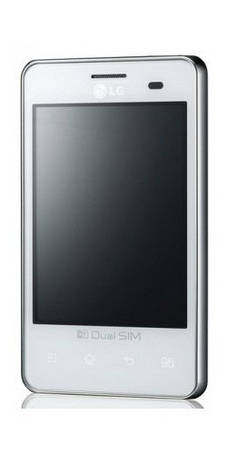 Чехол для LG e405 Optimus L3 Dual