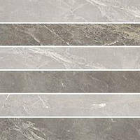Мозаїка 30*30 Exalt Gray Lace 3D 5*30 Lucido 760975