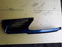 Решётка радиатора левая Renault megane scenic 1 I 7700834200 95-99, фото 1
