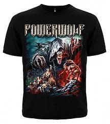 "Футболка Powerwolf  ""The Sacrament Of Sin"", Размер XL"