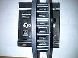Катушка инерционная с тормозом СУПЕР КАЧЕСТВО 150мм ( SIWEIDA), фото 3