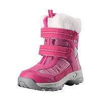 Ботинки зимние Reimatec Kinos размеры 31;33;34;35 зима девочка TM Reima 569325-3560