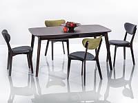 Стол обеденный деревянный Felicio Signal венге