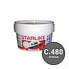Litokol Starlike базовые цвета С.480 Ардезия 2,5 кг двухкомпонентный состав для затирки STRARD02.5, фото 3