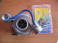 Турбина в сборе  JAC 1045 (ДЖАК 1045)(Турбокомпрессор Джак)