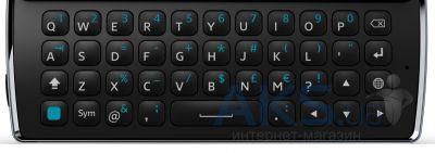 Клавиатура (кнопки) Sony Ericsson SK17i Mini Pro Black