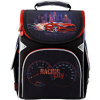 Рюкзак школьный каркасный GoPack 5001-7