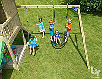 Модуль качели SWING для детской площадки Blue Rabbit, фото 1