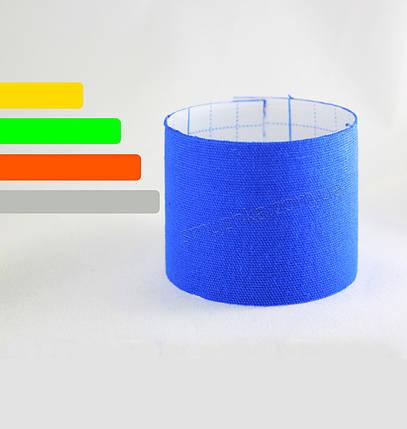 Тейп для фиксации сенсора Фристайл Либре синий, фото 2