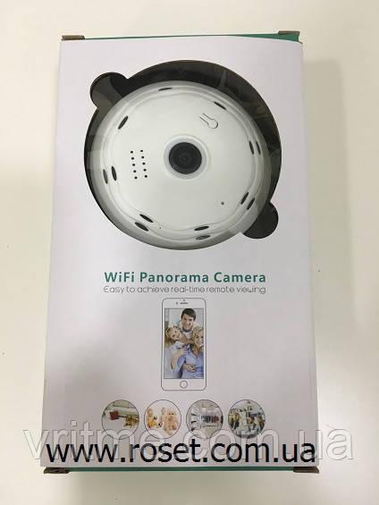 Панорамная 3D камера - Panoramic 360 camera IPC360 Wi-Fi