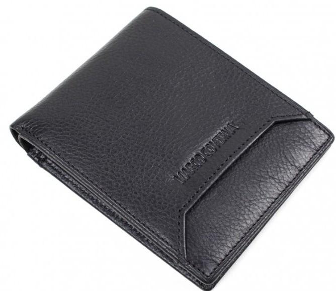 8a335435f3d8 Портмоне мужское Horton Collection TR996-98A, кожаное, черное ...