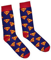 Носки Superman superlogo (р.36-43)