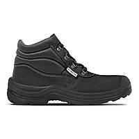 Ботинки кожаные рабочие с метноском EXENA S3 SRC