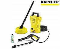 Мойка высокого давления Karcher K2 Basic Home KIT