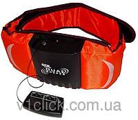 Тренажер-пояс для м'язів черевного преса Dual shaper (Джимформ дьюал шейпер)