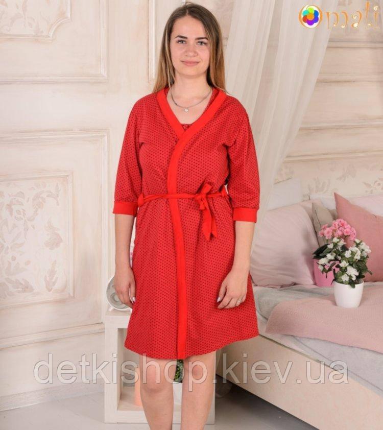 Комплект «Ночная рубашка и халат» ТМ «Omali» (оm002810)