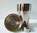 Шейкер для коктейлей из нержавеющей стали GA Dynasty 24057, фото 2