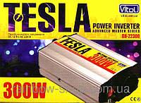 TESLA - Инвертор напряжения автомобильный 12/220, ПН-22300