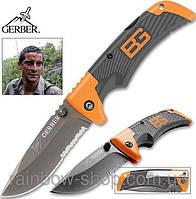Складной нож Gerber Scout Bear Grylls.