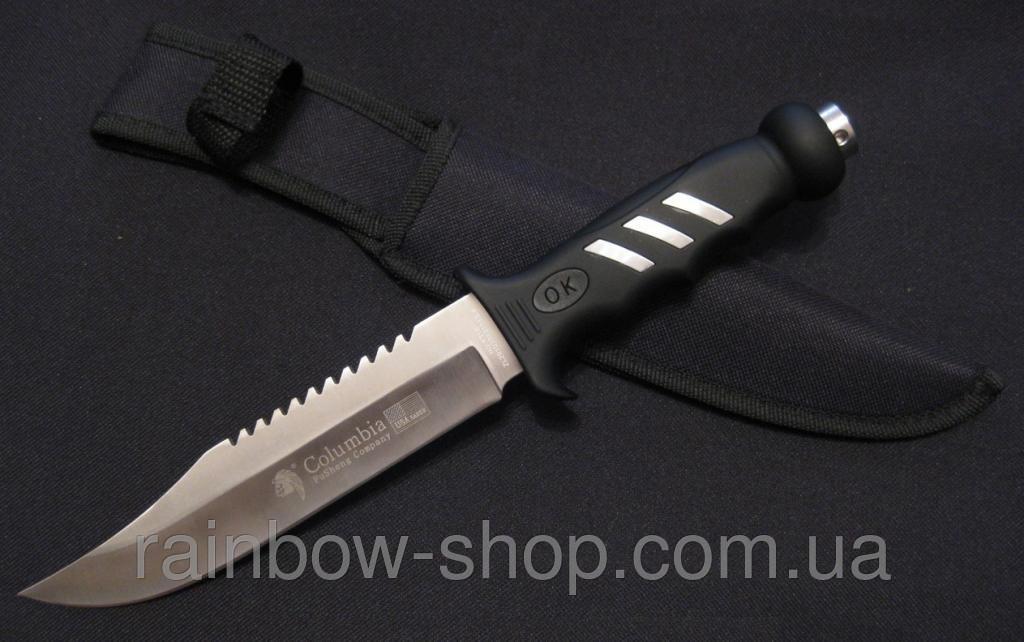 Магазин нож армейский нож ka-bar 1235