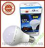Светодиодная лампа E27 9W LED !!!