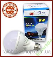 Светодиодная лампа E27 9W LED !!!, фото 1