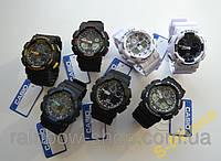 Мужские Часы Casio G-Shock GA-100 в наличии!