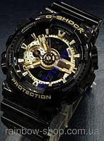Casio G-Shock GA 110 Спортивные часы - ЗОЛОТО, фото 1