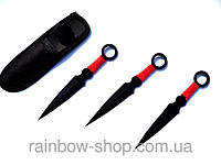 Набор из трех метательных ножей, фото 1