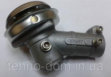 Нижний редуктор бензокосы на 4 шлица, 26 mm