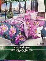 Комплект постельного белья ТМ Комфорт-текстиль. семейный