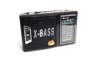 Радио приемник Golon RX-166LED