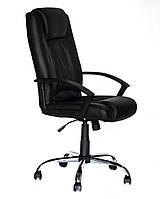 Офисное кресло Успех компьютерное, черное