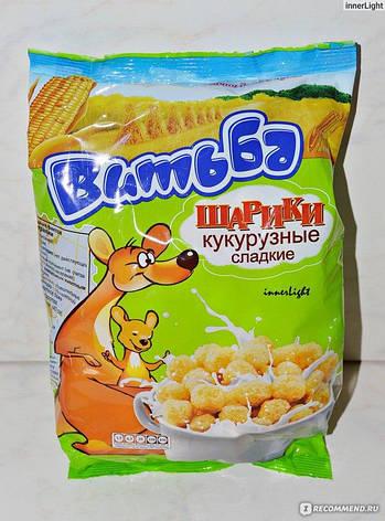 Шарики кукурузные сладкие 150г из Беларуси , фото 2