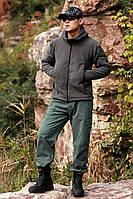 Флисовая тактическая куртка 6560