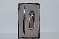 Набор подарочный ручка+брелок-флешка 11195А